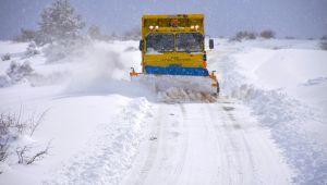 -Karabük'te 4 bin 545 kilometre köy yolu ulaşıma açıldı