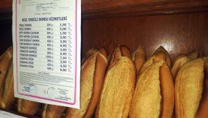 - Kdz. Ereğli'de ekmek fiyatları yüzde 20 zamlandı