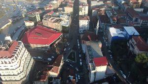 - Şehir trafiğini düzenlemek için alternatif yol arayışları sürüyor