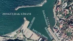 TTK,ZonguldakLimanı Vaziyet Planı hazırlanması ve onaylattırılması işini ihale edecek