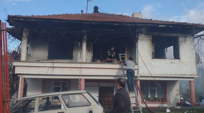 Akçakoca'da patlama: 1 ölü