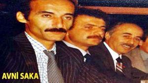 Duayen gazeteci Saka'yı anıyoruz...
