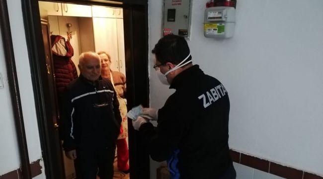 EKİPLER SEFERBER OLDU...