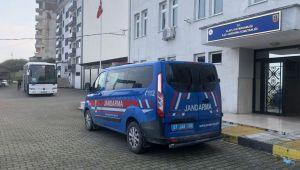 - İstanbul'dan memleketlerine getirilen 15 işçiyi jandarma durdurdu