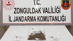- Jandarmadan uyuşturucu operasyonu; 3 gözaltı