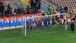 Karabükspor 3. Lig'e düştü