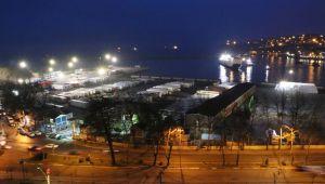 Ukrayna'dan gelen gemideki 34 tır şoförü gözlem altında