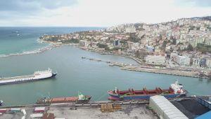 -ZonguldakLimanı'nda Karona virüs tedbirleri