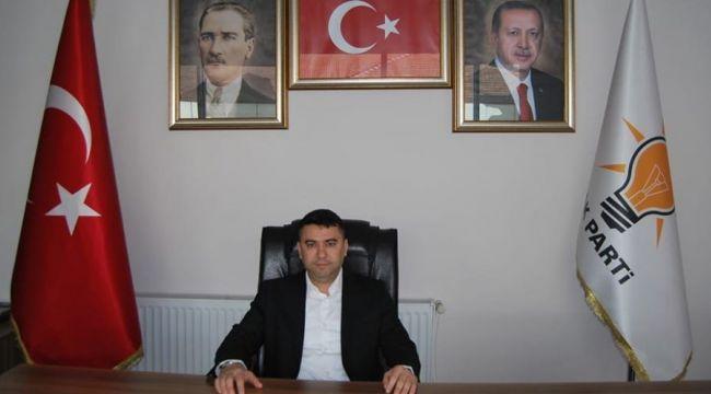- AK PARTİ'DEN 250 AİLEYE GIDA YARDIMI...
