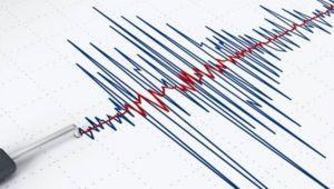 Amasra açıklarında deprem!