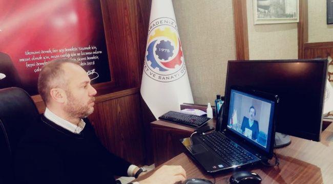 - Başkan Keleş Hisarcıklıoğlu'na ekonomik durumu anlattı