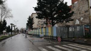 - Otoparklar Korona virüs tedbirleri nedeniyle kapatıldı