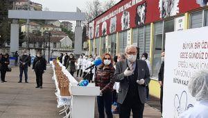 Posbıyık: Bu hastalığı en rahat Ereğli atlatacak (videolu)