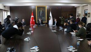 -Zonguldak'ta ilçeler arası geçiş de sınırlandırıldı
