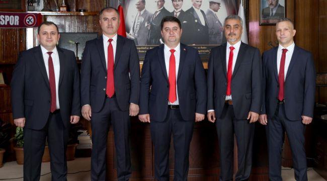 """- GMİS Yönetim Kurulu, """"19 Mayıs kutlu olsun"""""""