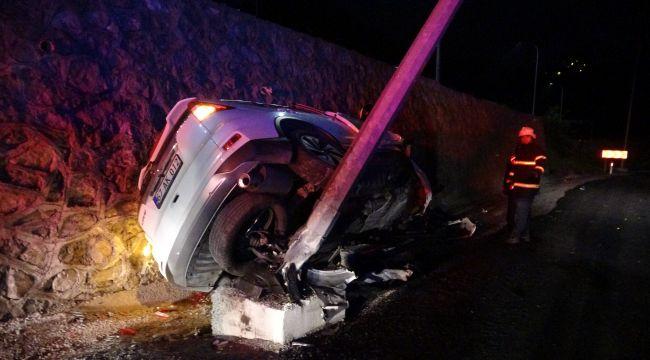 - Hastane yolunda feci kaza: 5 yaralı