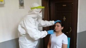 - Alaplı'da kapı kapı korona virüs testi