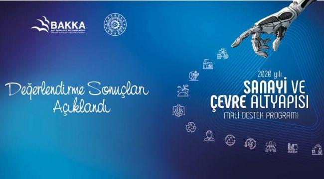Batı Karadeniz'de Sanayi ve Çevre Altyapısına BAKKA'dan destek