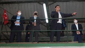 - GMİS Yönetim Kurulu, Kozlu'da madenciye seslendi