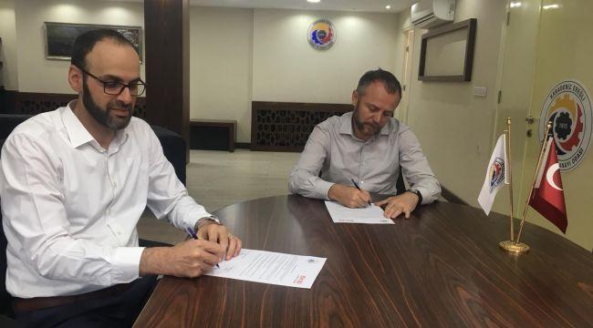 - Kdz. Ereğli TSO E- Dönüşüm İş Birliği protokolü imzaladı