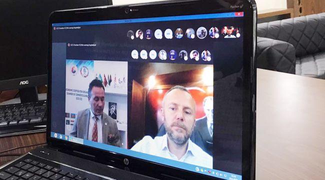 - Keleş EİT toplantısını video konferans ile gerçekleştirdi