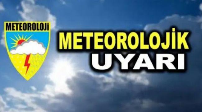 MeteorolojidenZonguldakiçin uyarı