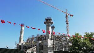 Cami inşaatı devam ediyor
