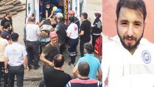 - İş kazasında ağır yaralanan madenci hastanede kurtarılamadı