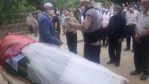 - Kazada ölen üniversiteli Şevval son yolculuğuna uğurlandı