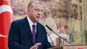 Cumhurbaşkanı Erdoğan: Karadeniz'de doğal gaz keşfettik