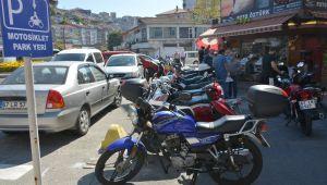 Ereğli Belediyesinden motosiklet sevenleri sevindiren uygulama