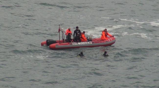 - Limanda patlamamış top mermisi bulundu