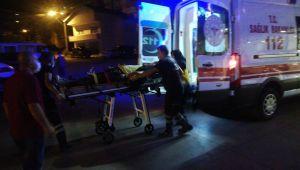 Alaplı - Ereğli yolunda motosiklet kazası: 1 yaralı