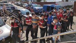 - Kablo hırsızları adliyede: 4 tutuklu