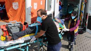 - Kamyonun çarptığı bisiklet sürücüsü hayatını kaybetti