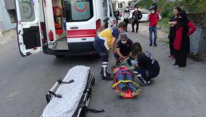 Kdz.Ereğli debisiklet kazası: 3 yaralı