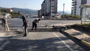 Kepez Mahallesi'nde sinyalizasyon çalışması başladı