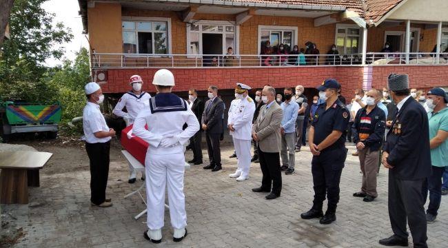 - Kıbrıs Gazisi son yolculuğuna uğurlandı