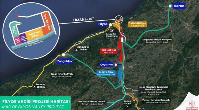 - (Özel) Filyos Limanında 29 Ekim hedefi