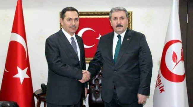 DESTİCİ, GENEL BAŞKANLIĞA UYSAL'DA MKYK'YA SEÇİLDİ