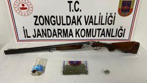 - Jandarmadan uyuşturucu operasyonu