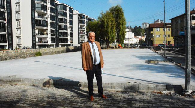 - Kdz. Ereğli Belediyesi halı saha yapıyor