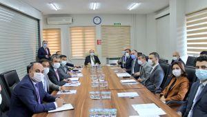 Zonguldak Limanı ve RORO rıhtımı hakkında önemli toplantı