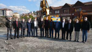 - Gülüç'te 24 derslikli okulun yapımına başlandı