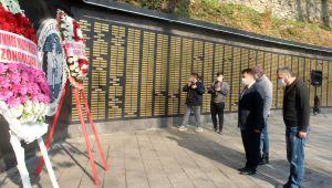 - Emeğin başkenti, Dünya Madenciler Günü'nü kutladı