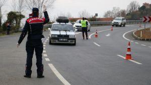 - Jandarma 74 devriye 224 personelle uygulama yaptı