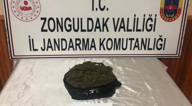- Jandarmadan uyuşturucu operasyonu: 1 tutuklu