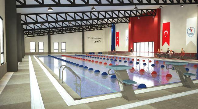- Kdz. Ereğli'ye yarı olimpik yüzme havuzu yapılacak