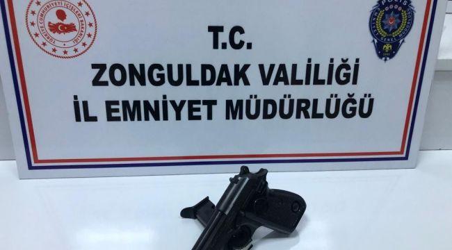 - Mahallede ateşli silah kullanan şahıs yakalandı