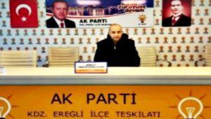 AK Partili yönetici Covid-19'dan yaşamını yitirdi